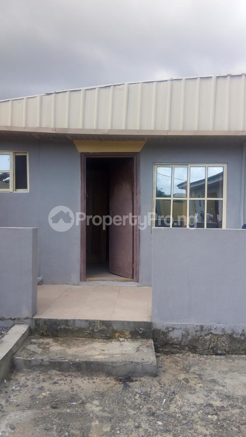 1 bedroom mini flat  Mini flat Flat / Apartment for rent Ibeju- Lekki Bogije Bogije Sangotedo Lagos - 0