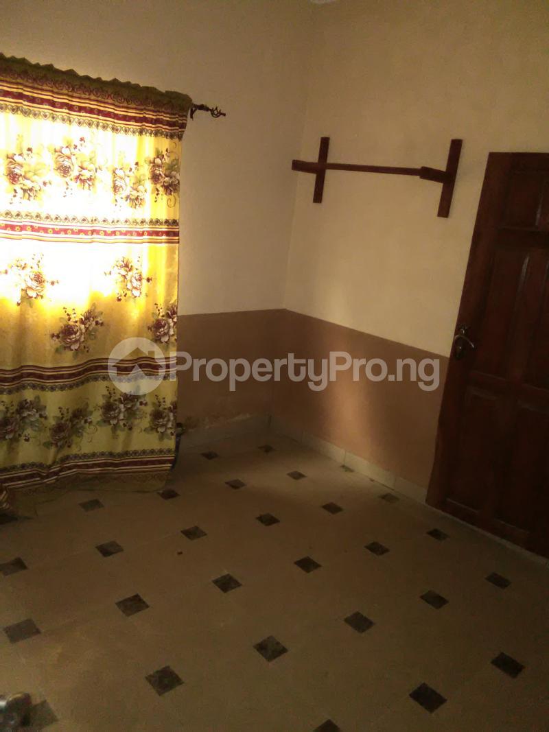 1 bedroom mini flat  Self Contain Flat / Apartment for rent By akowonjo roundabout Akowonjo Alimosho Lagos - 6