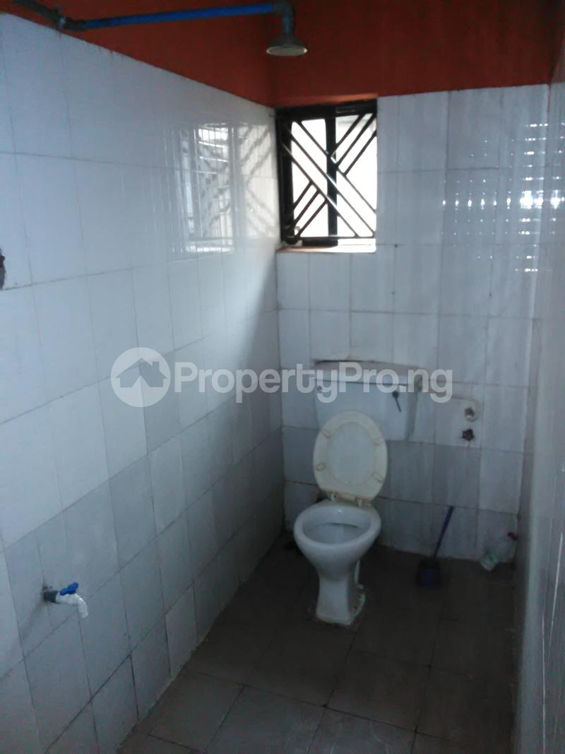 1 bedroom mini flat  Self Contain Flat / Apartment for rent By akowonjo roundabout Akowonjo Alimosho Lagos - 8