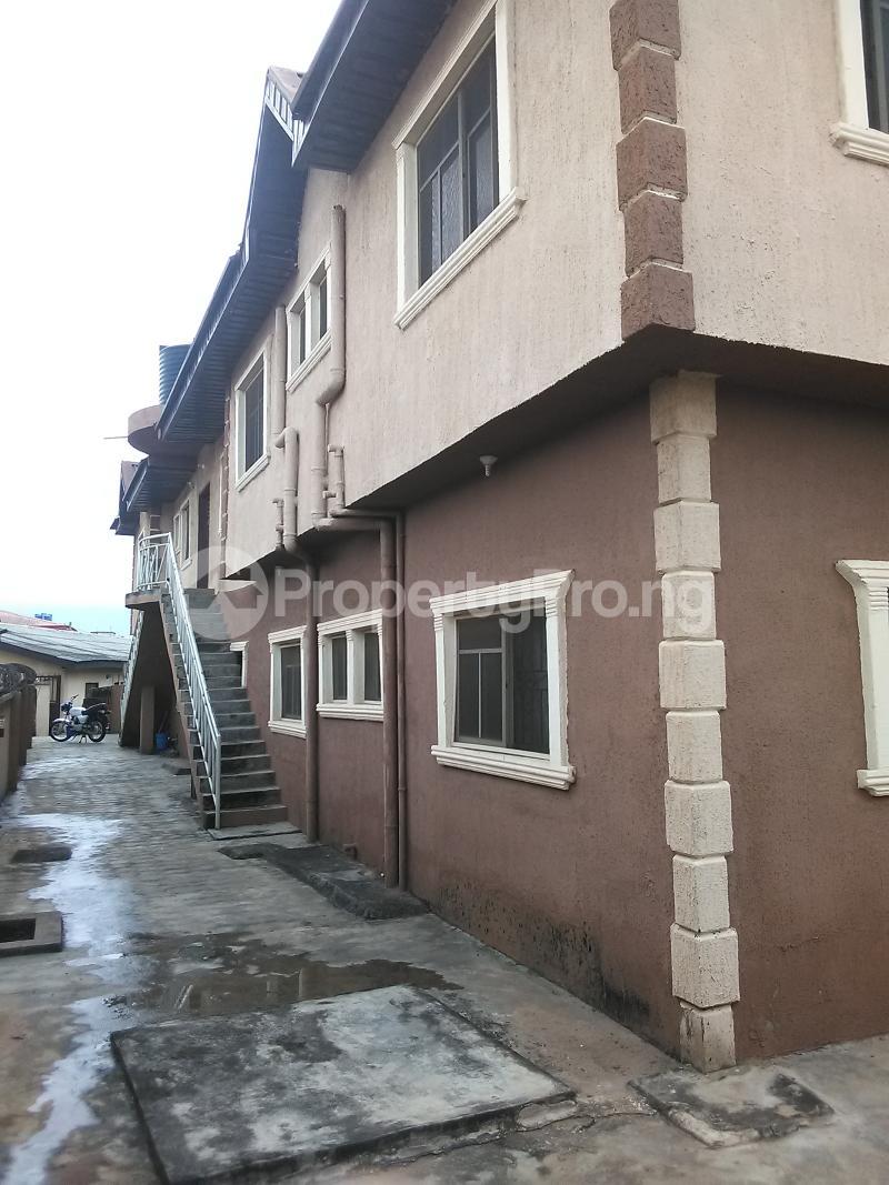 1 bedroom mini flat  Self Contain Flat / Apartment for rent By akowonjo roundabout Akowonjo Alimosho Lagos - 12