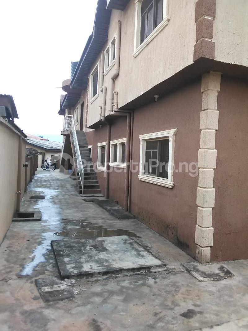 1 bedroom mini flat  Self Contain Flat / Apartment for rent By akowonjo roundabout Akowonjo Alimosho Lagos - 1