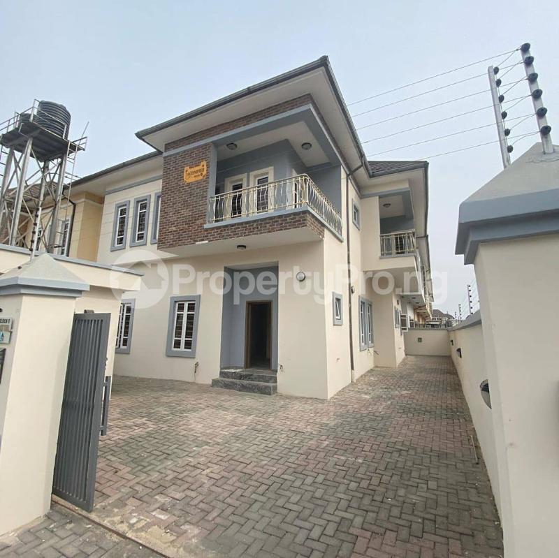 4 bedroom Semi Detached Duplex House for sale Ologolo Lekki Lagos - 0