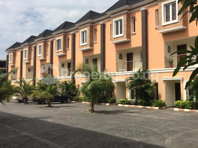 4 bedroom Terraced Duplex House for sale Osapa Osapa london Lekki Lagos - 0