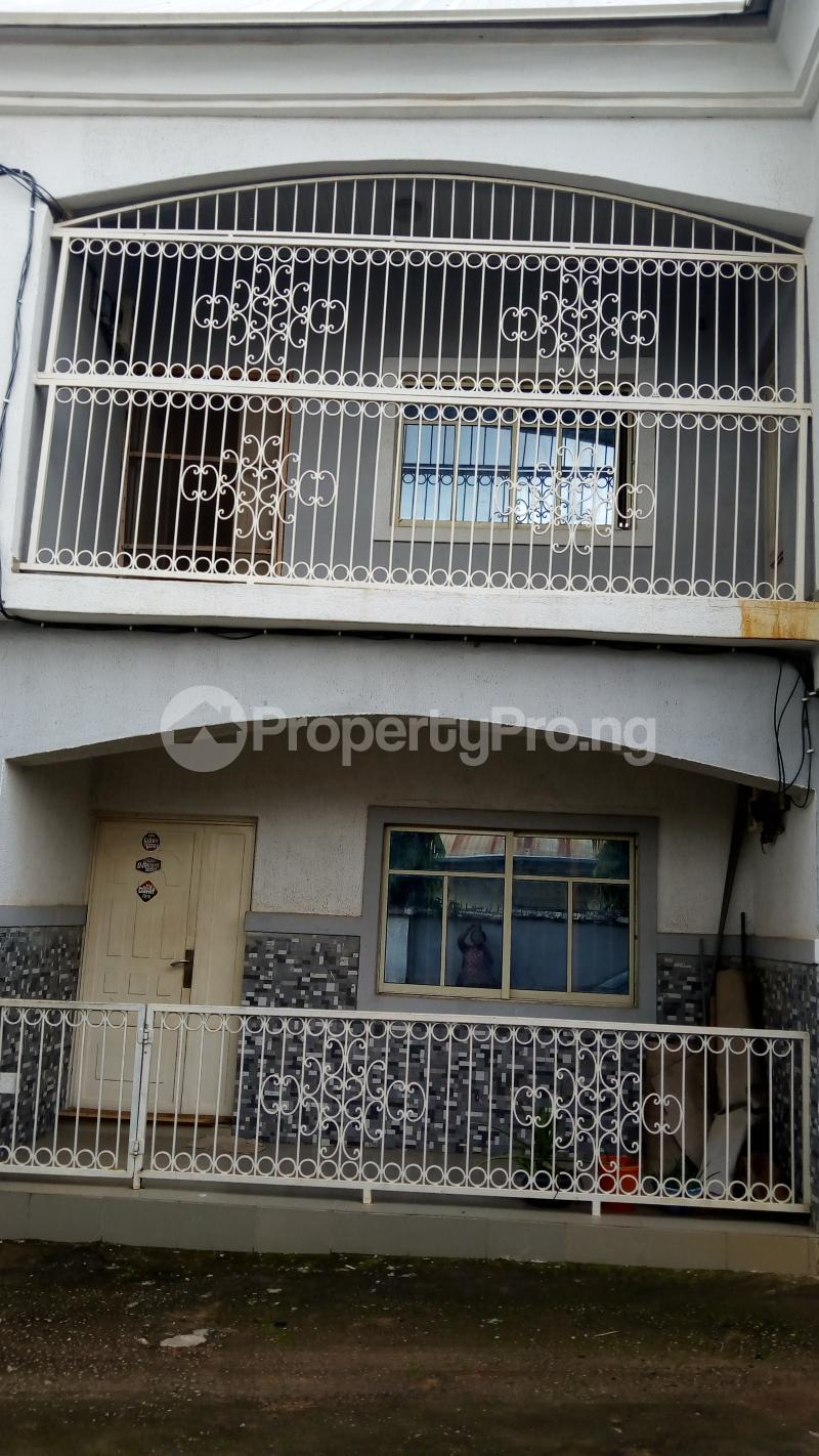 2 bedroom Blocks of Flats House for sale Gbazango Kubwa Abuja - 4