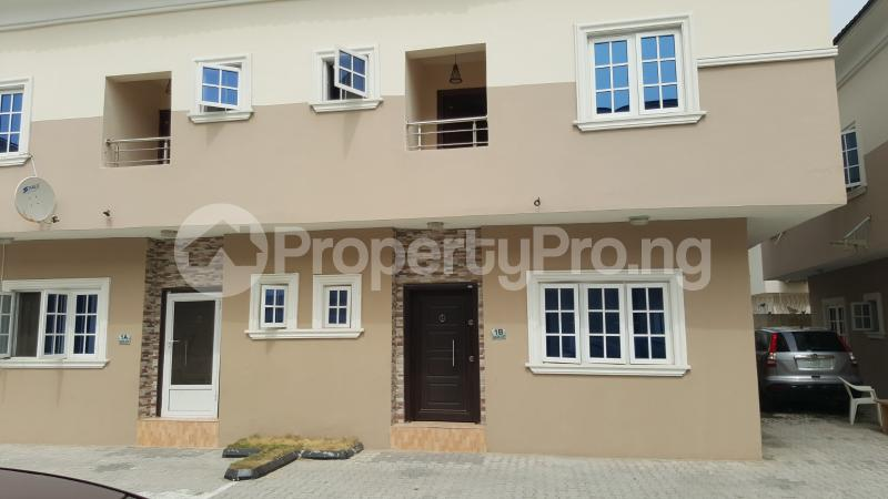 4 bedroom Semi Detached Duplex House for sale Beacon Court Igbo-efon Lekki Lagos - 2