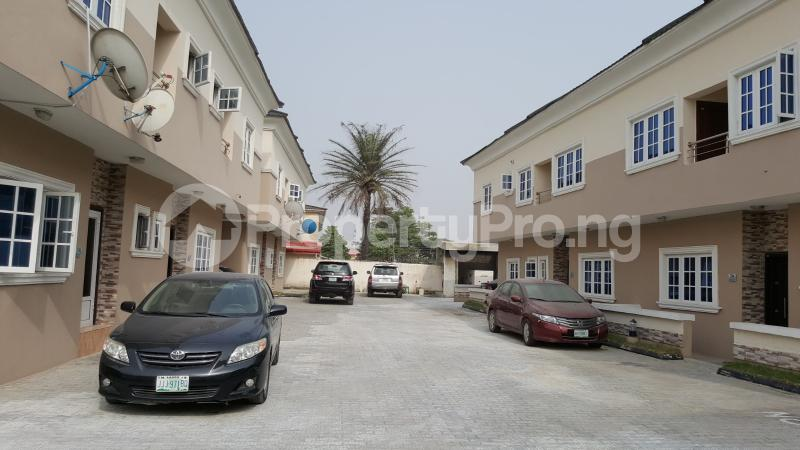 4 bedroom Semi Detached Duplex House for sale Beacon Court Igbo-efon Lekki Lagos - 6