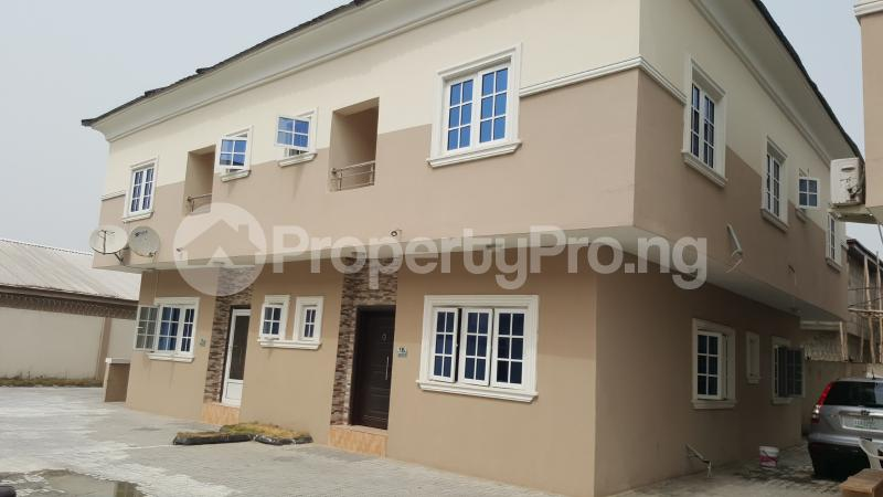 4 bedroom Semi Detached Duplex House for sale Beacon Court Igbo-efon Lekki Lagos - 0
