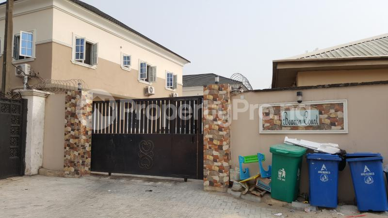 4 bedroom Semi Detached Duplex House for sale Beacon Court Igbo-efon Lekki Lagos - 38