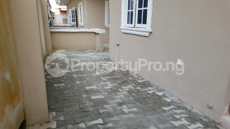 4 bedroom Semi Detached Duplex House for sale Beacon Court Igbo-efon Lekki Lagos - 8