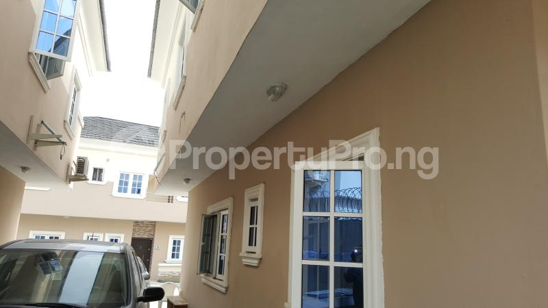 4 bedroom Semi Detached Duplex House for sale Beacon Court Igbo-efon Lekki Lagos - 9