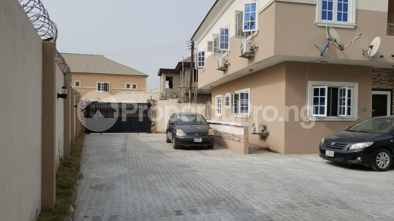 4 bedroom Semi Detached Duplex House for sale Beacon Court Igbo-efon Lekki Lagos - 5