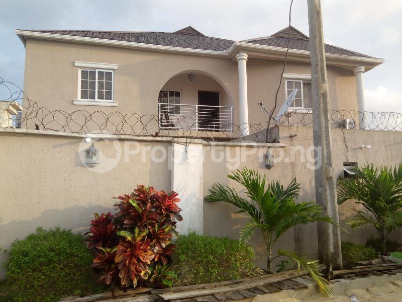 3 bedroom Flat / Apartment for rent Thera Annex Estate Ajah Lagos - 2