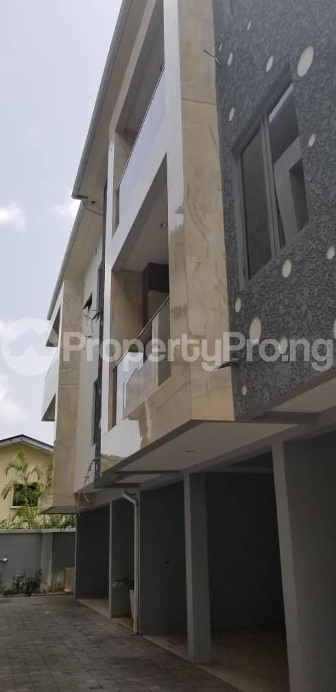 4 bedroom Terraced Duplex House for sale off Alexander, Old Ikoyi Ikoyi Lagos - 1
