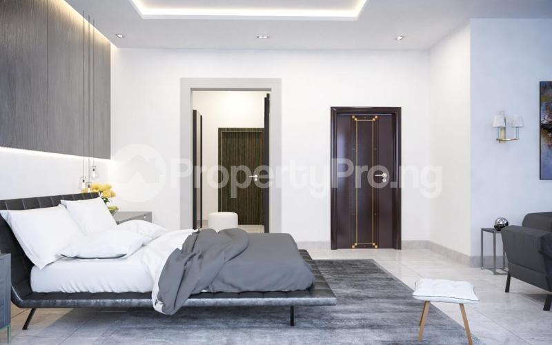 5 bedroom Terraced Duplex House for sale Winterfell Estate Olaleye New Town Estate Iponri Iponri Surulere Lagos - 5