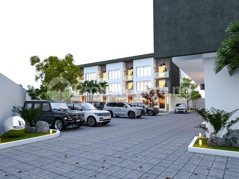 5 bedroom Terraced Duplex House for sale Winterfell Estate Olaleye New Town Estate Iponri Iponri Surulere Lagos - 0