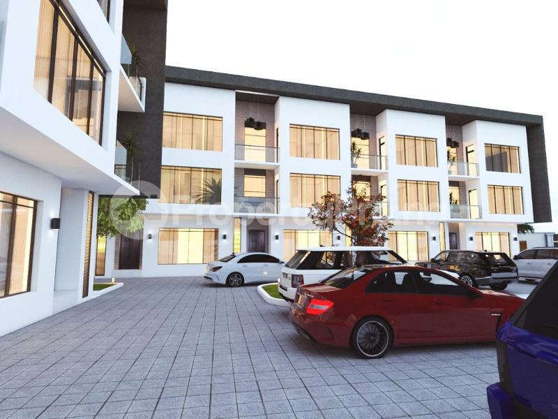 5 bedroom Terraced Duplex House for sale Winterfell Estate Olaleye New Town Estate Iponri Iponri Surulere Lagos - 4