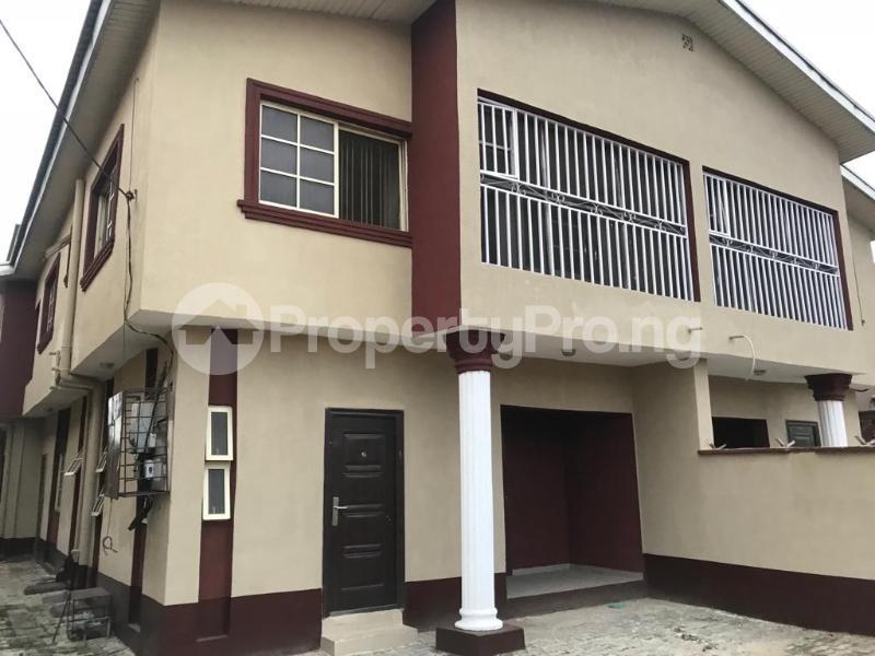 House for sale acme rd., off Agidingbi ikeja Lagos,  Agidingbi Ikeja Lagos - 1
