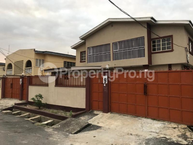 House for sale acme rd., off Agidingbi ikeja Lagos,  Agidingbi Ikeja Lagos - 0