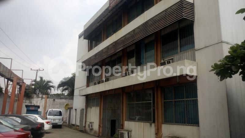 Office Space Commercial Property for rent Maryland Junction  LSDPC Maryland Estate Maryland Lagos - 0