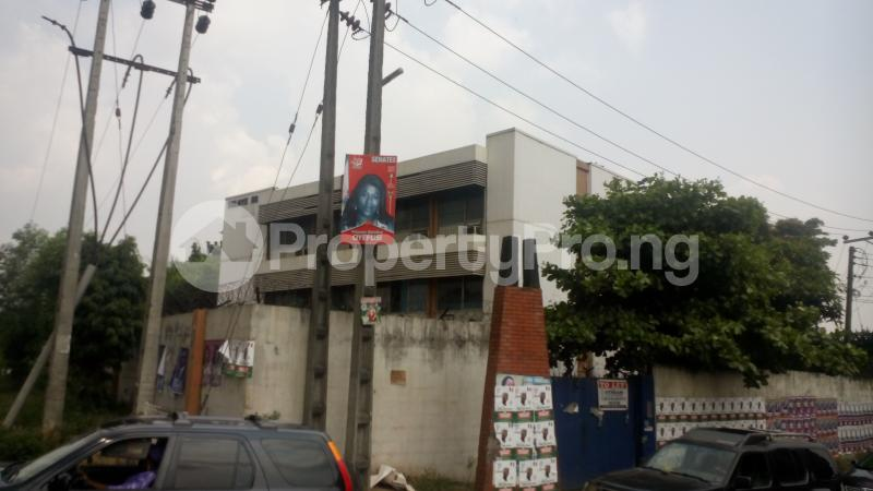 Office Space Commercial Property for rent Maryland Junction  LSDPC Maryland Estate Maryland Lagos - 1