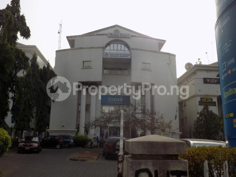 10 bedroom Office Space Commercial Property for sale Maina Court along NNPC Tower, Cadastral Zone, Central area, Abuja Central Area Abuja - 1