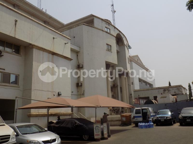 10 bedroom Office Space Commercial Property for sale Maina Court along NNPC Tower, Cadastral Zone, Central area, Abuja Central Area Abuja - 3