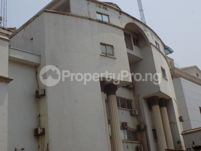 10 bedroom Office Space Commercial Property for sale Maina Court along NNPC Tower, Cadastral Zone, Central area, Abuja Central Area Abuja - 4