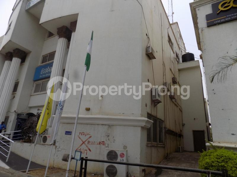 10 bedroom Office Space Commercial Property for sale Maina Court along NNPC Tower, Cadastral Zone, Central area, Abuja Central Area Abuja - 2