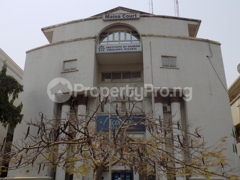 10 bedroom Office Space Commercial Property for sale Maina Court along NNPC Tower, Cadastral Zone, Central area, Abuja Central Area Abuja - 7