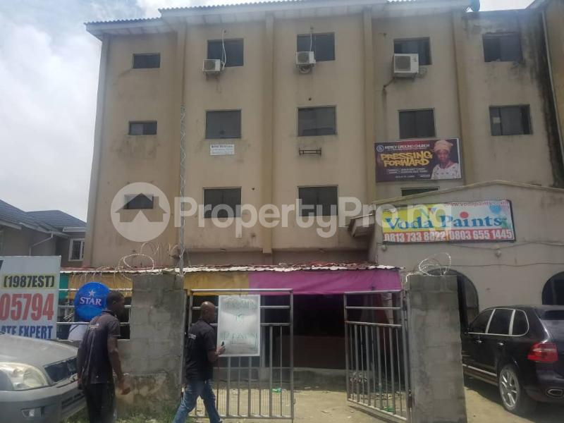 Office Space Commercial Property for sale Adjacent to Nicon Town Nicon Town Lekki Lagos - 0