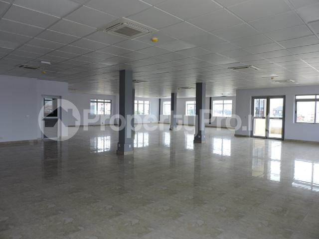 Office Space Commercial Property for rent facing Lekki-Epe Express Way Lekki Phase 1 Lekki Lagos - 23