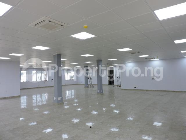 Office Space Commercial Property for rent facing Lekki-Epe Express Way Lekki Phase 1 Lekki Lagos - 11