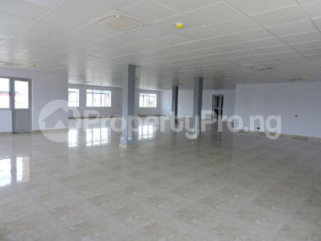 Office Space Commercial Property for rent facing Lekki-Epe Express Way Lekki Phase 1 Lekki Lagos - 21