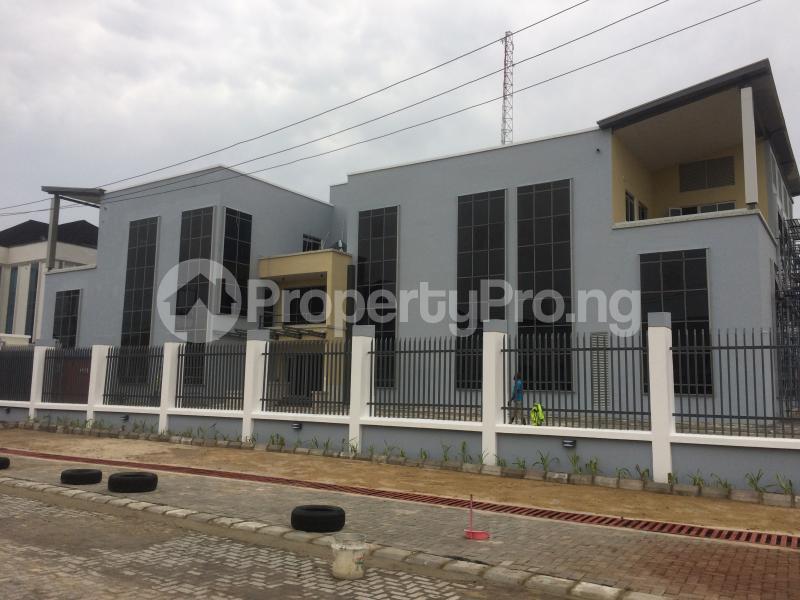 Office Space Commercial Property for rent facing Lekki-Epe Express Way Lekki Phase 1 Lekki Lagos - 7