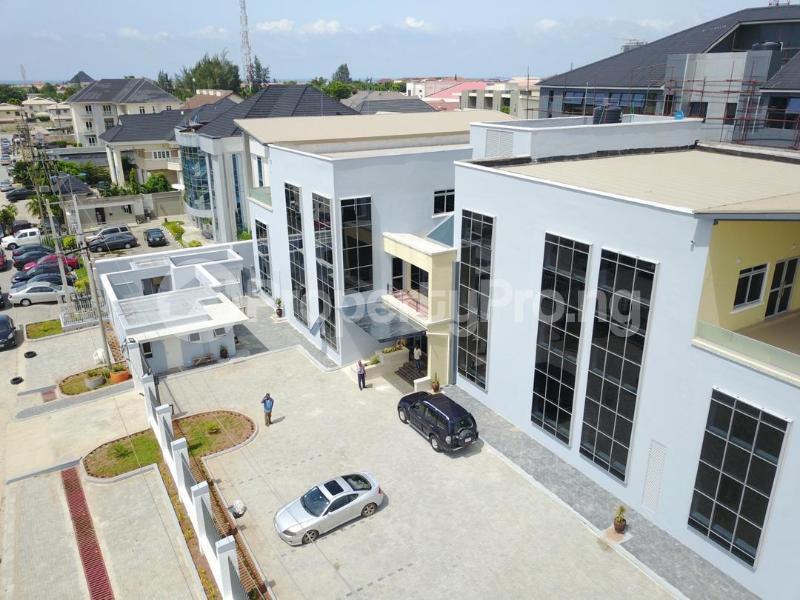 Office Space Commercial Property for rent facing Lekki-Epe Express Way Lekki Phase 1 Lekki Lagos - 8