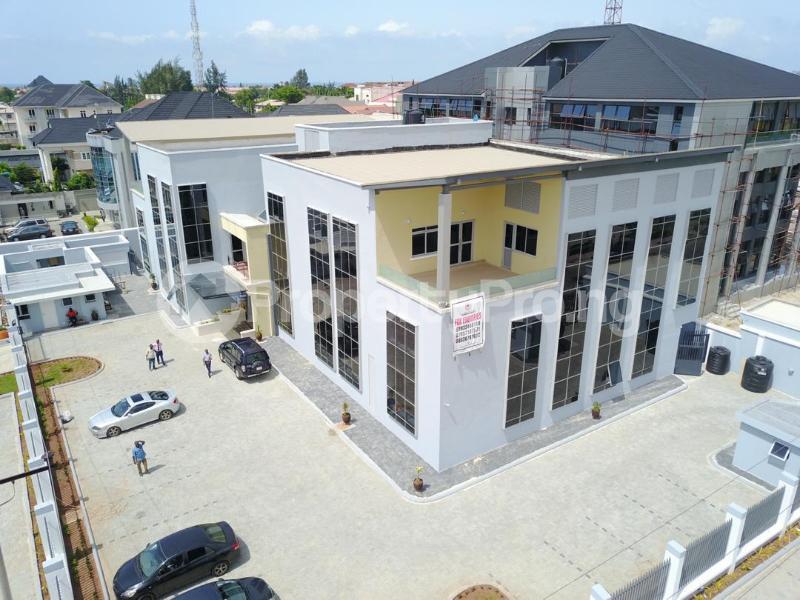 Office Space Commercial Property for rent facing Lekki-Epe Express Way Lekki Phase 1 Lekki Lagos - 10
