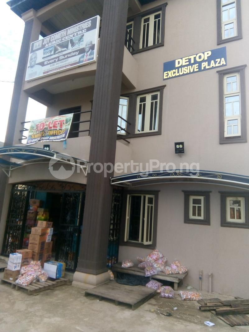Office Space Commercial Property for rent 92, isawo road, Agric Agric Ikorodu Lagos - 0