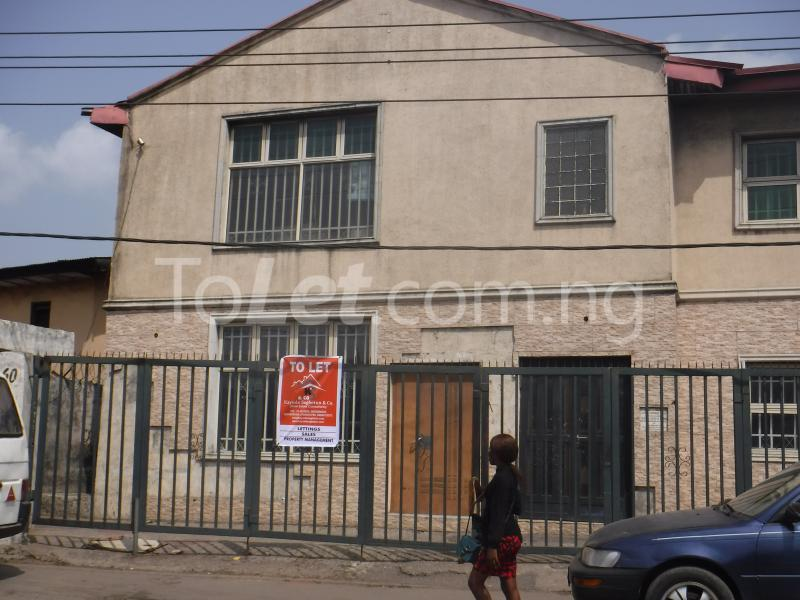 3 bedroom Office Space Commercial Property for rent Fadeyi Bus Stop Western Avenue Surulere Lagos - 0
