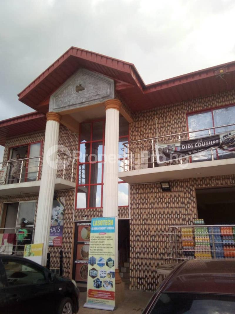2 bedroom Office Space Commercial Property for rent Sango  Ibadan Oyo - 5