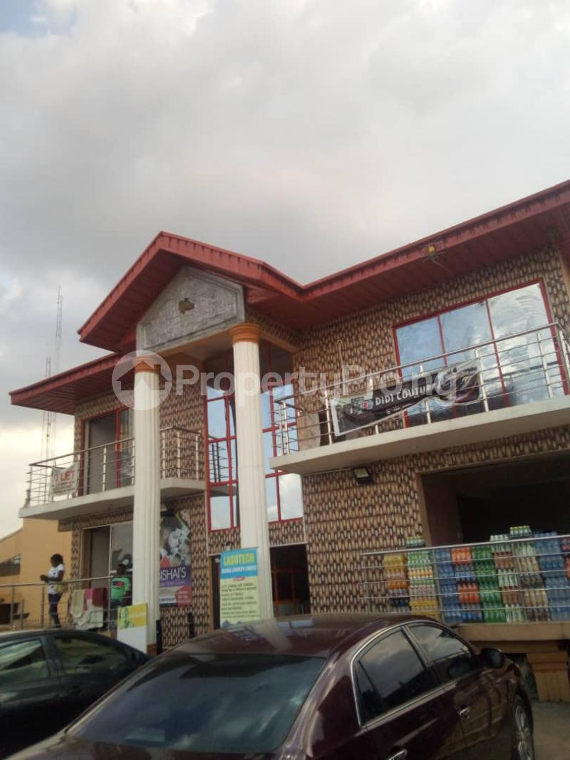 2 bedroom Office Space Commercial Property for rent Sango  Ibadan Oyo - 0