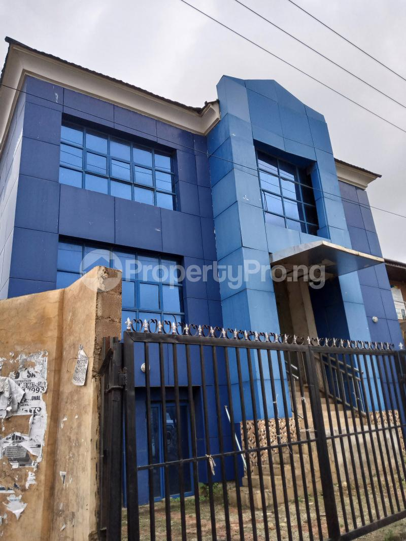 Office Space Commercial Property for rent Efunsetan Challenge Ibadan Oyo - 0
