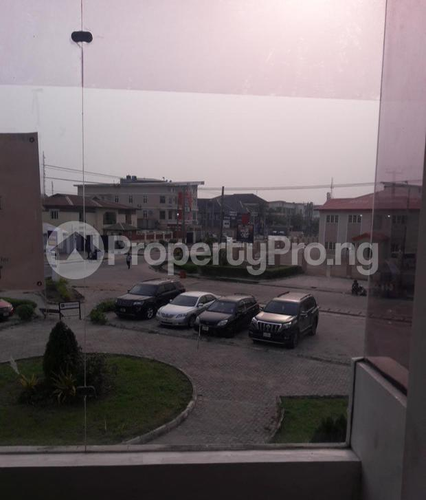 1 bedroom mini flat  Office Space Commercial Property for rent Close to Oniru shopping complex Lekki Phase 1 Lekki Lagos - 7
