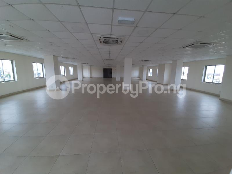 Office Space Commercial Property for rent Marwa Lekki Phase 1 Lekki Lagos - 7
