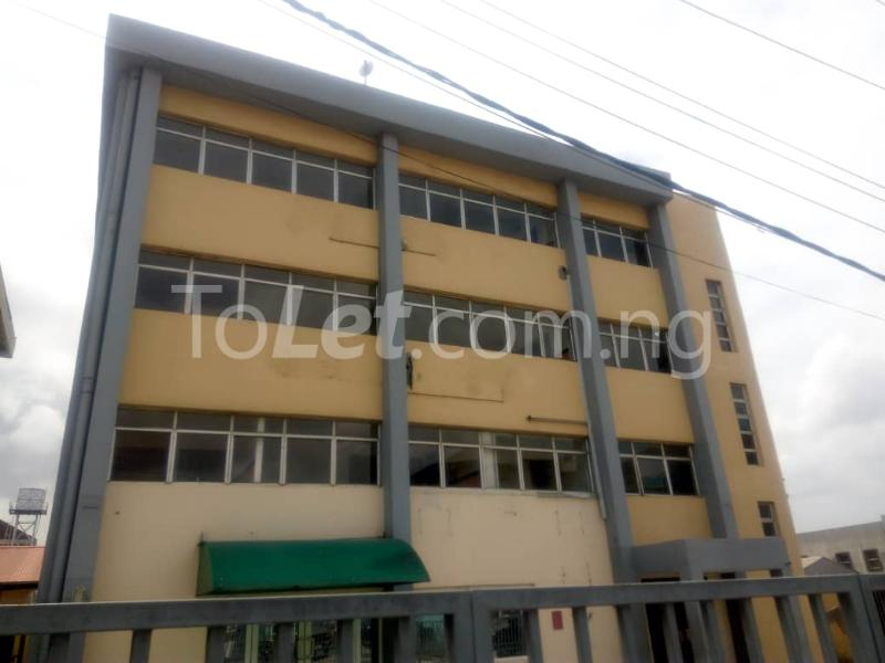 Office Space Commercial Property for rent Association avenue Ilupeju Lagos - 1