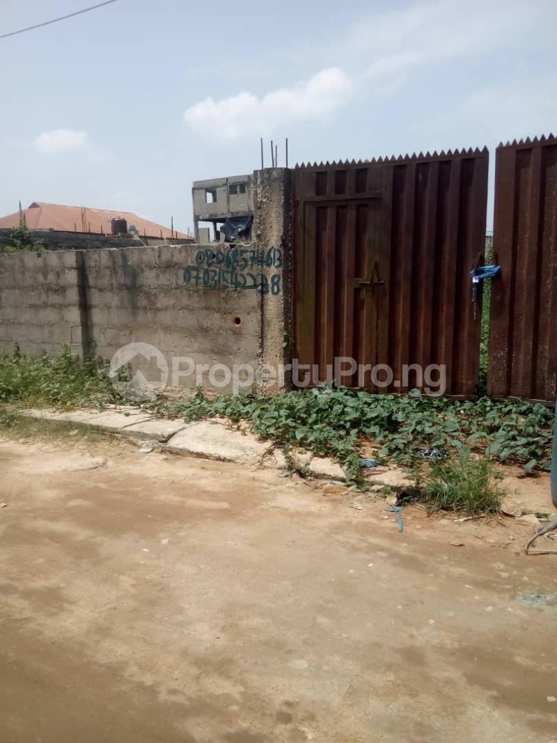 Residential Land Land for sale Ago palace Okota Lagos - 0