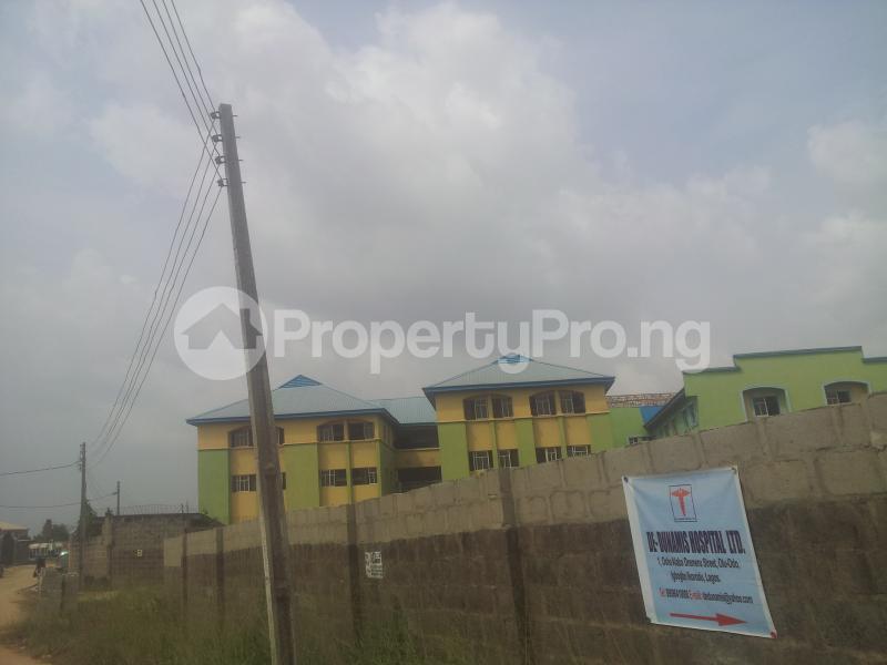 Mixed   Use Land Land for sale valley view estate Ebute Ikorodu Ikorodu Lagos - 4