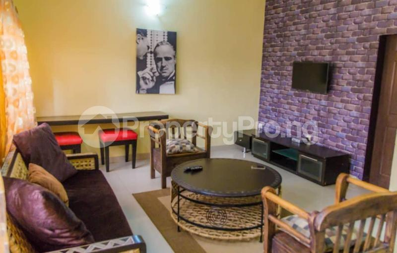 1 bedroom mini flat  Hotel/Guest House Commercial Property for shortlet   Agbaku Opebi Ikeja Lagos - 1