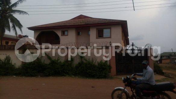 3 bedroom Blocks of Flats House for sale off Old Obadore Road, By LASU – Isheri Expressway, Akesan – Igando Akesan Alimosho Lagos - 1