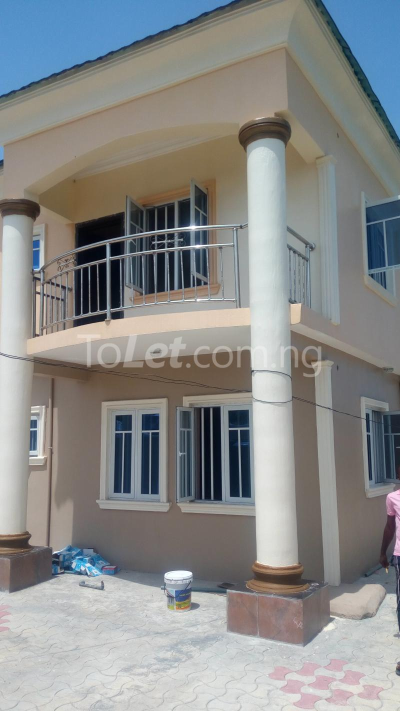 1 bedroom mini flat  Flat / Apartment for rent container Ajah Lagos - 1