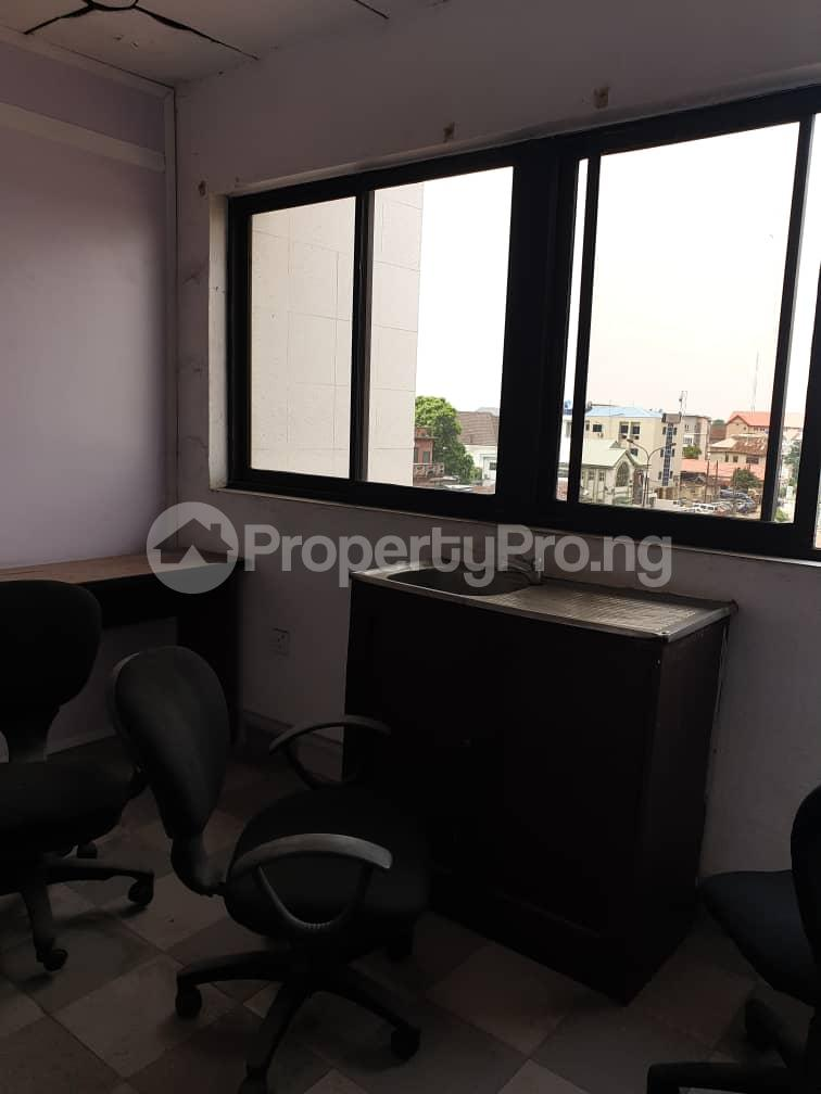 Office Space Commercial Property for rent Along Hebert Macaulay Way by Alagomeji Yaba Lagos - 8